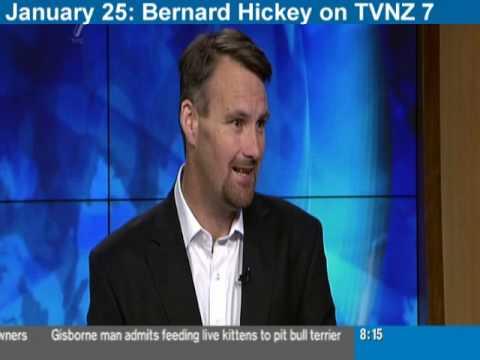 Bernard Hickey talks home loan affordability with TVNZ 7