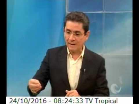 Encontro com a Notícia 24/10/2016 - Então | Ministra Carmem Lúcia visita RN