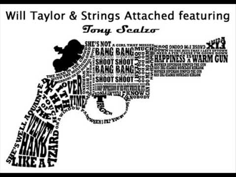 Tony Scalzo -  Happiness Is A Warm Gun (Live Cover)