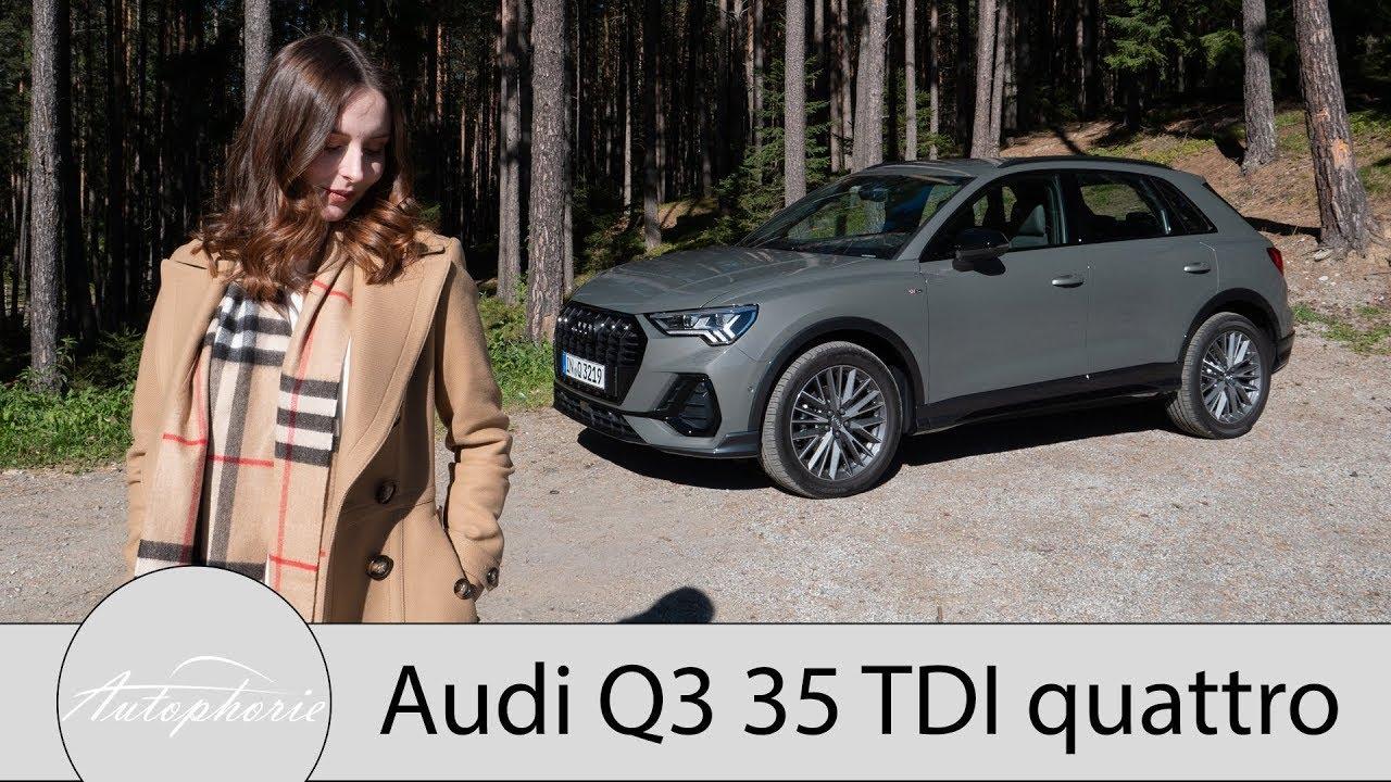 2019 audi q3 35 tdi quattro fahrbericht    die zweite generation des kompakt suv