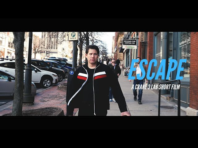 ESCAPE | A Zhiyun Crane 3 LAB 4K Short Film