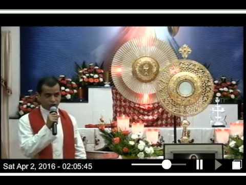 KRUPABHISHEKAM APRIL FIRST SATURDAY   part 2 (2016)