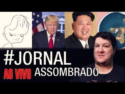 J.A.#172: 3ª Guerra Mundial Mais Próxima! Túnel em Americana! Elon Musk x Terra Plana