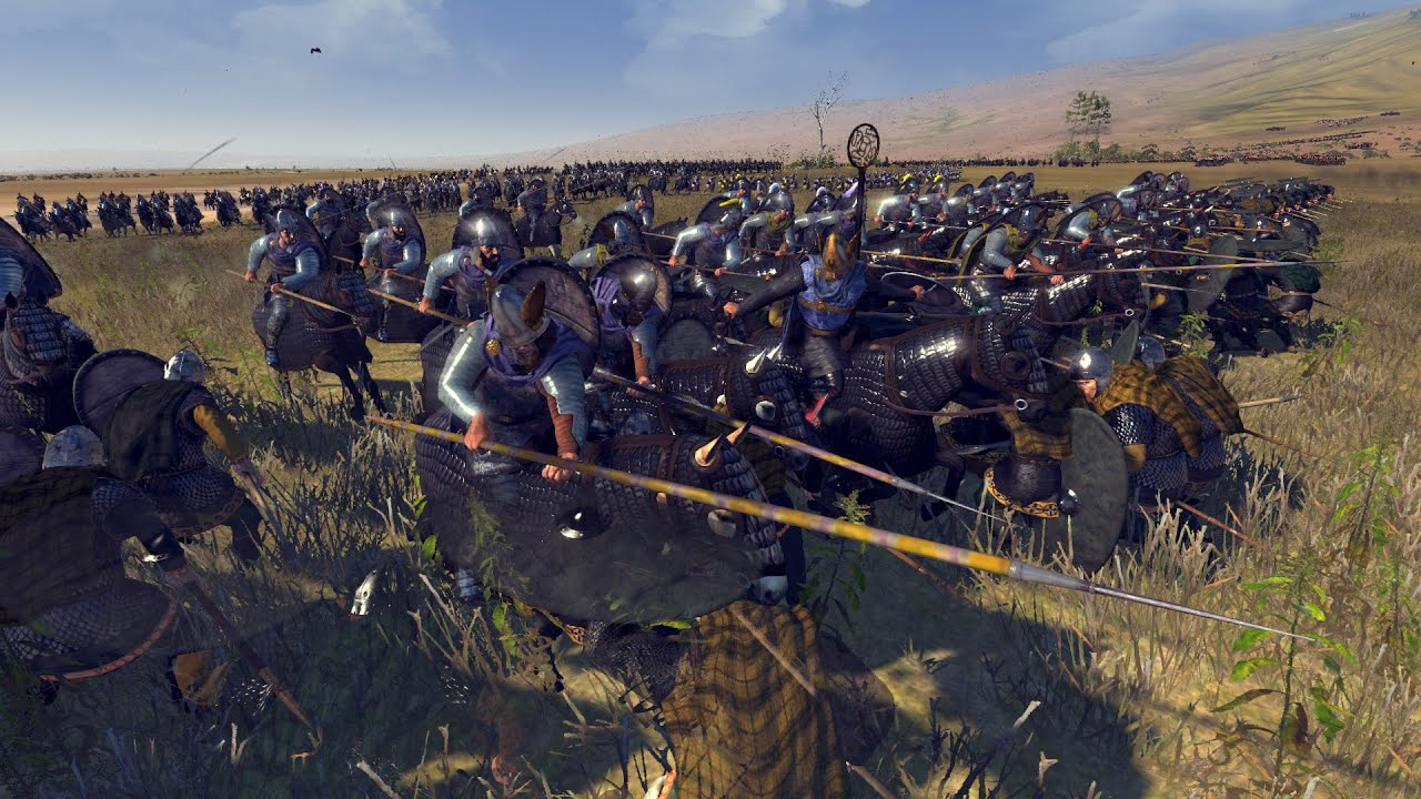 how to build in total war attila