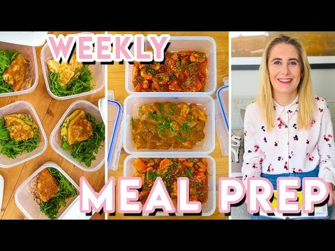 Weekly Meal Prep Recipes �� Gluten free, low FODMAP, IBS friendly | Becky Excell