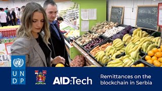 AID:Tech – Leveraging Blockchain for Remittances Serbia