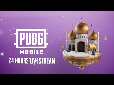 PUBGM Eid Mubarak 24 Hours Stream 14 Mei Part 3