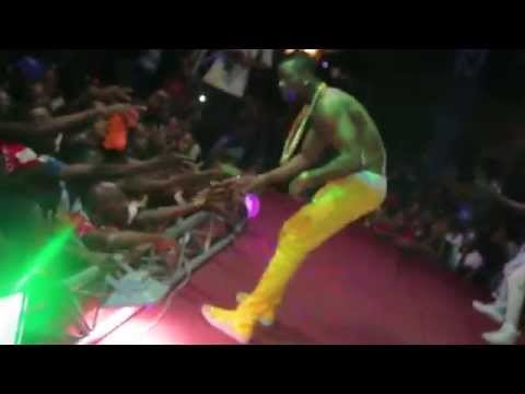Diamond Platnumz Live Performance - Burundi 28-12-2014