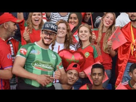 سعد المجرد محيح وغاضب فالتيران وها شنو قال ملي خسر المنتخب المغربي ؟؟