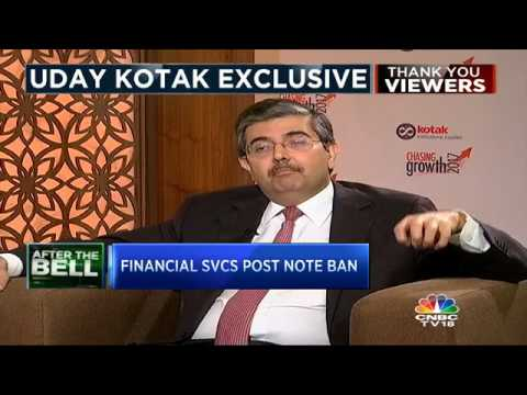 Real Estate, IT, Pharma Will Face Challenges: Uday Kotak