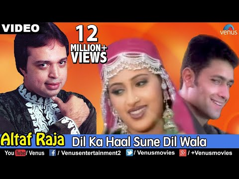 Altaf Raja | Dil Ka Haal - Video Song | Dil Ka Haal Sune Dilwala | 90's Evergreen Love Song