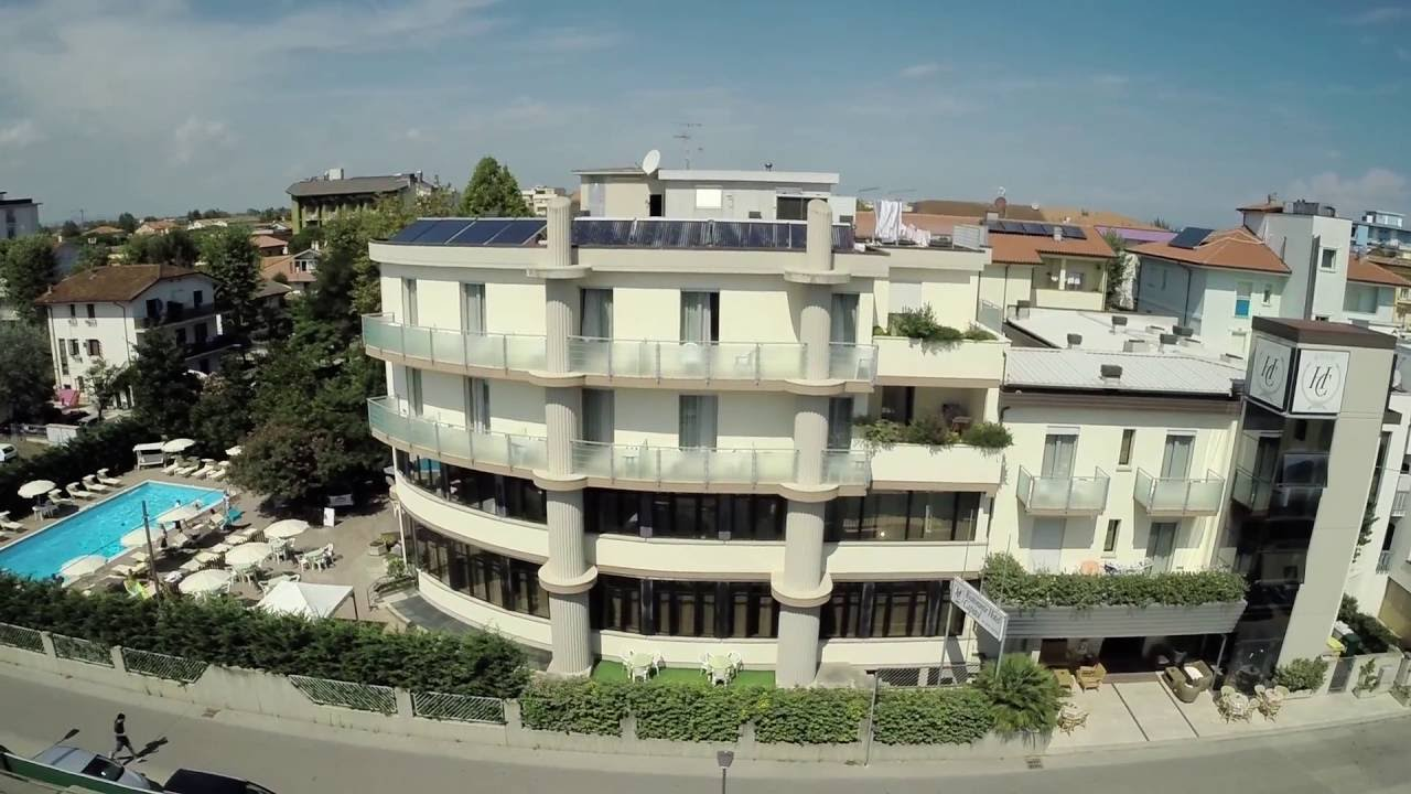 Hotel Rosalba Hotel Capitol 4 Stelle A San Mauro Mare Youtube