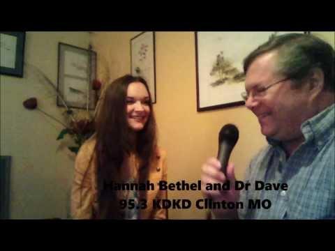 Hannah Bethel with