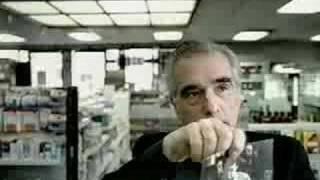 Martin Scorsese American Express
