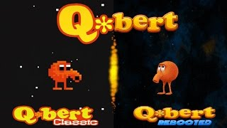 Q*Bert Rebooted Review (PC - Steam)