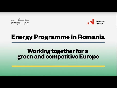 Information Movie - Energy Programme in Romania