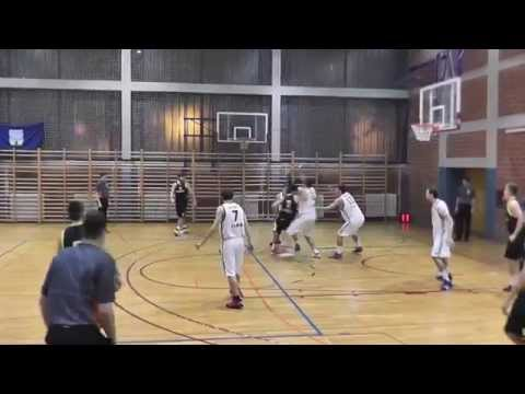 A2 liga Centar 5.kolo 2015     KK Rudeš - KK Dubrava 84:79