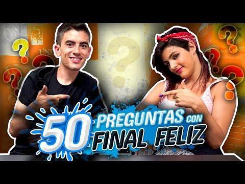 Claudia Sevilla: 50 preguntas con f***l feliz | NUEVA SERIE