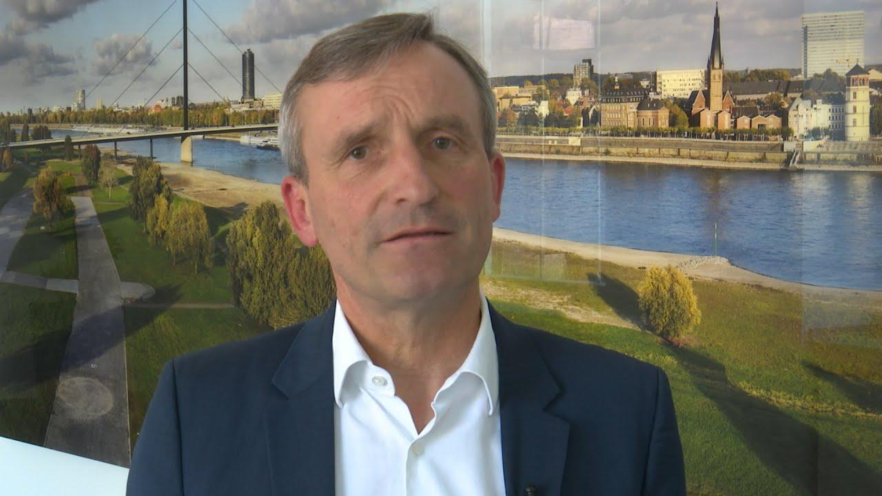 OB Geisel zum Tod des Kraftwerk-Mitbegründers Florian Schneider-Esleben