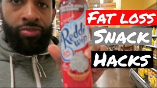 Fat Loss Snack Hacks Part 1 - Healthy Snack Ideas - Sweet Tooth Solutions