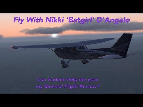 Can X-Plane 11 Help Me Pass a Biennial Flight Review?