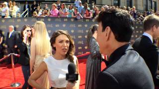 On The Road to The Daytime Emmy 2015 with Elizabeth Hendrickson