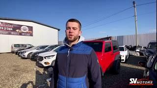 Де відбувається ремонт авто SV Motors?