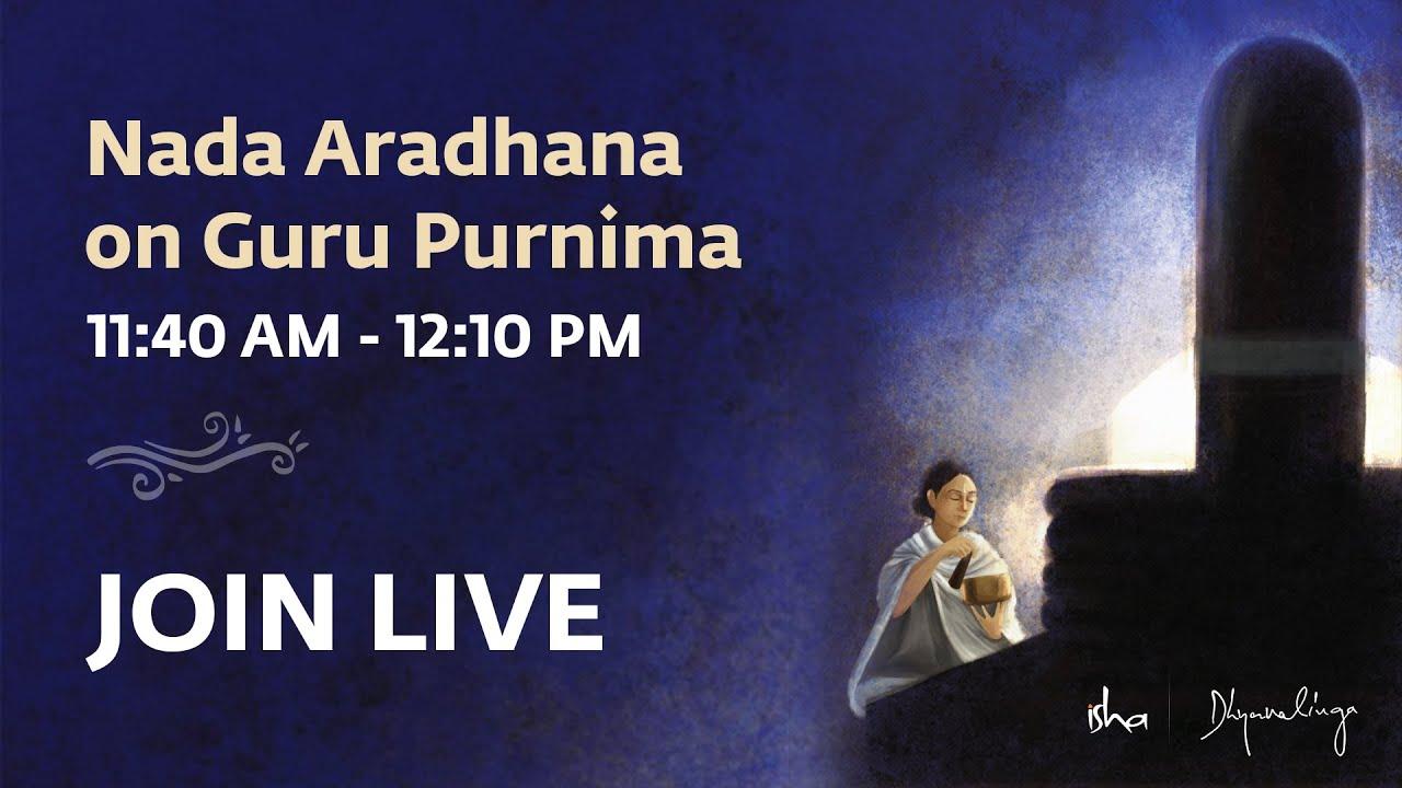 Nada Aradhana on Guru Purnima
