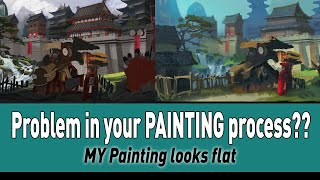 Is there a PROBLEM in your PAINTING process?