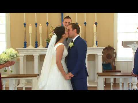Wedding at The American Hotel Freehold NJ by Alex Kaplan