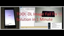 tool dl image fail s960