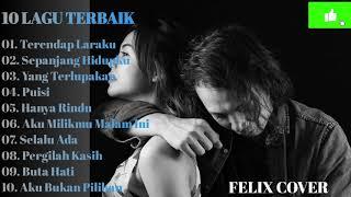 Felix cover - kumpulan lagu pop terbaik ( akustik ) // indonesia