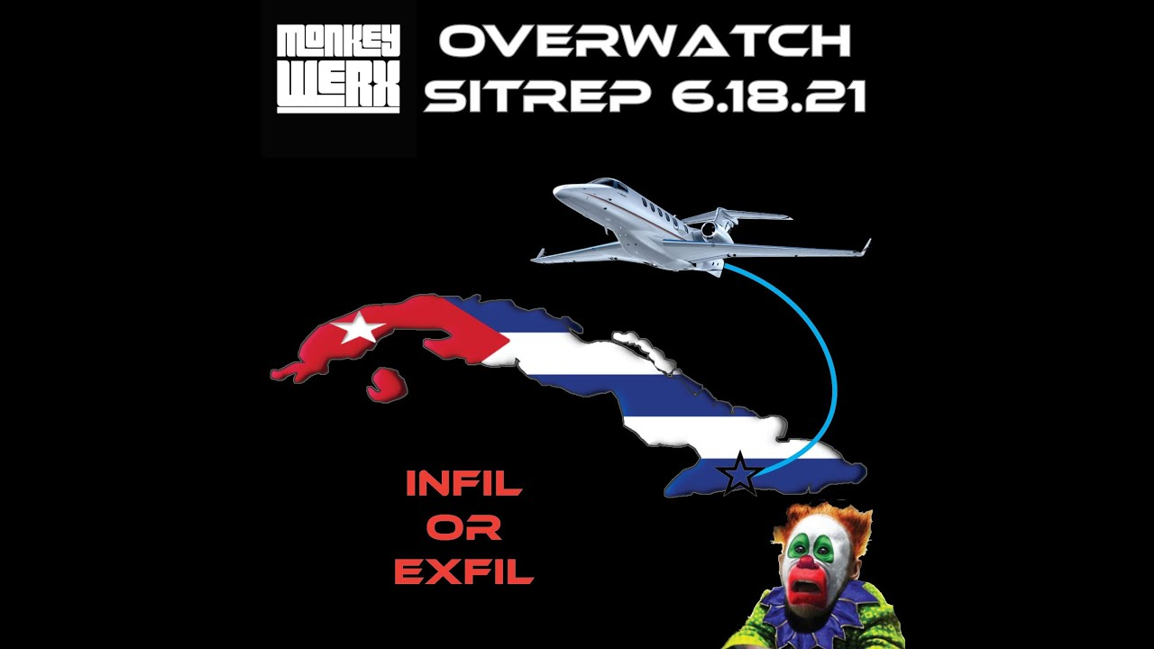 Monkey Werx Overwatch SITREP 6 18 21