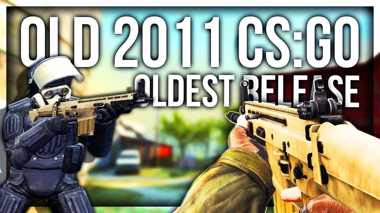 Was CS:GO really better before? (Oldest 2011 CS:GO) thumbnail