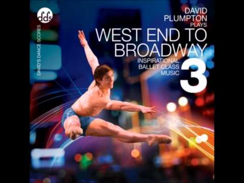 West End to Broadway 3 for Ballet Class