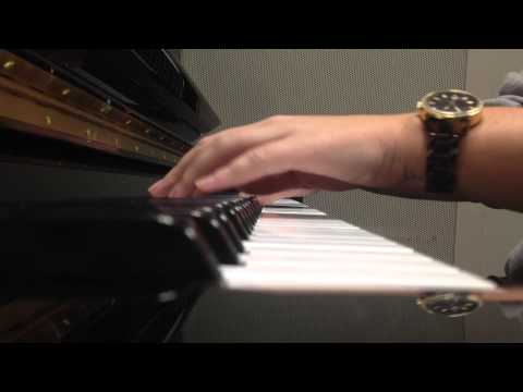 Winter Song by Sara Bareilles and Ingrid Michaelson Piano Cover