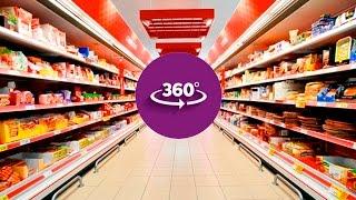 FUNA A SUPERMERCADOS EN 360 - VLOG DEL POTO