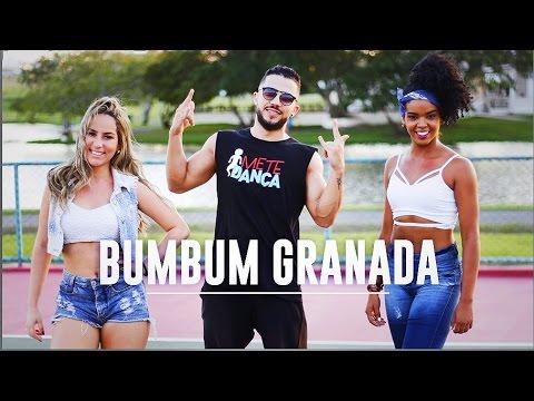 Bumbum Granada - Mcs Zaac & Jerry - Coreografia: Mete Dança thumbnail