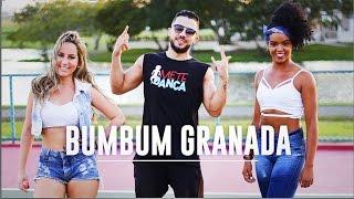 Bumbum Granada - Mcs Zaac & Jerry - Coreografia: Mete Dança