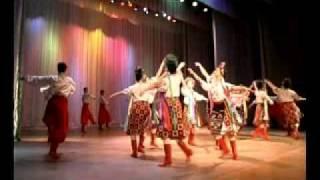 Украинский танец Гопак(Ансамбль им. Файзи Гаскарова., 2010-02-13T19:23:55.000Z)