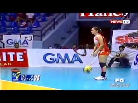 Cagayan Valley vs PLDT  Home Telpad - October 29,2014 [ Set 1 ] Shakey's V-League Season 11