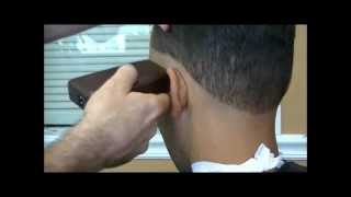How to do a low skin fade