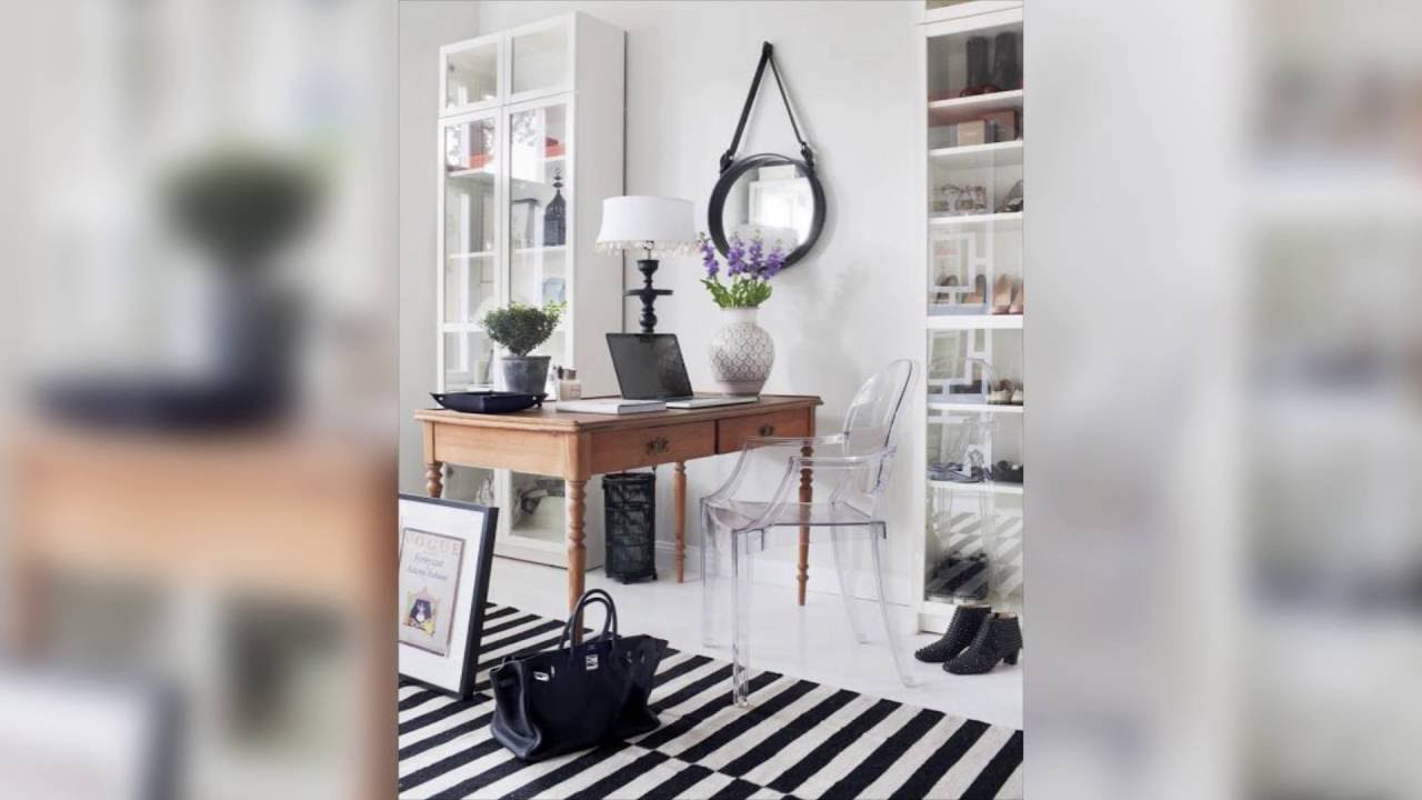 Ideas para decorar tu oficina en casa reinventa tu for Tips para decorar una oficina