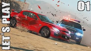 NEED FOR SPEED HOT PURSUIT (FR) - 01 - LET
