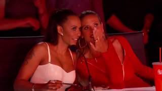 Malevo Hot Guys Dance, Stomp Their Way Through The Semifinals - America's Got Talent 2016