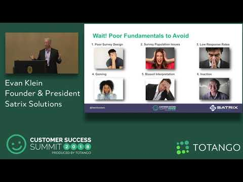 Three Companies That Elevated Their VOC - Customer Success Summit 2018 (Track 1)