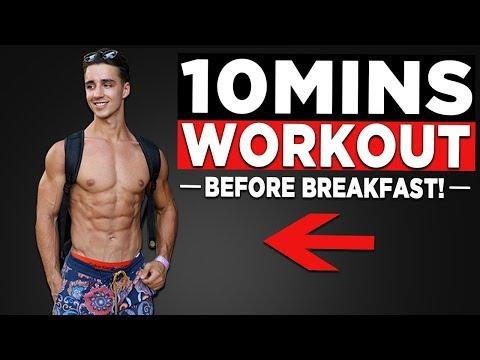 10 MIN WAKE UP WORKOUT (NO EQUIPMENT BODYWEIGHT WORKOUT!)