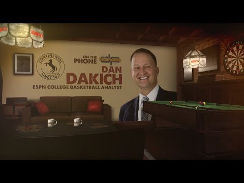 ESPN's Dan Dakich Talks Louisville & More w/Dan Patrick | Full Interview | 02/21/18