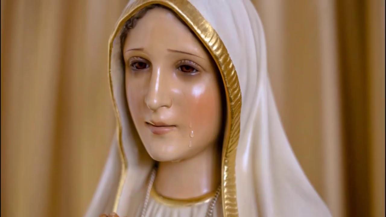 Nossa Senhora: Imagens De Nossa Senhora Choram Na Casa Dos Arautos Do