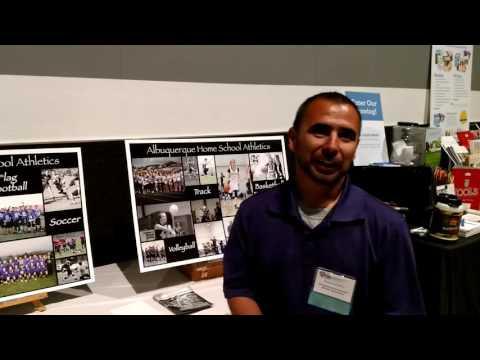 Albuquerque Homeschool Athletic Association @  2017 CAPE-NM Convention Exhibit Hall